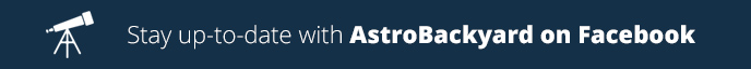 AstroBackyard on Facebook