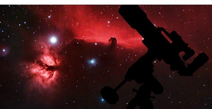 Horsehead Nebula in HaRGB