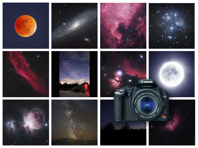 Learn Astrophotography - Tips and Advice