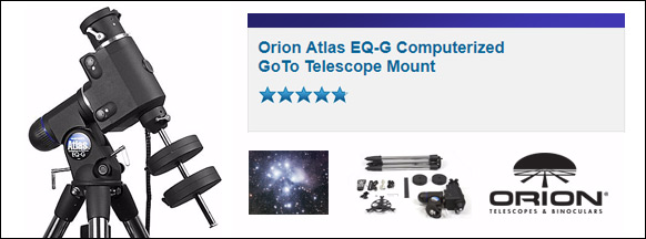 Orion Atlas Mount