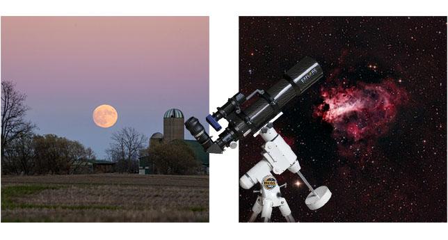 beginner astrophotography