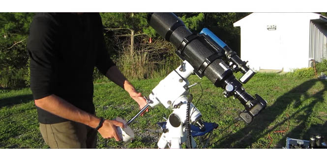 Skywatcher NEQ6 telescope mount