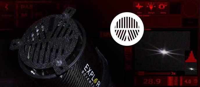 Bahtinov mask