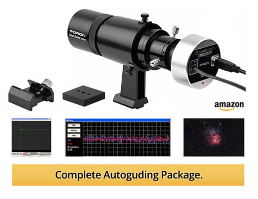 Autoguiding Package