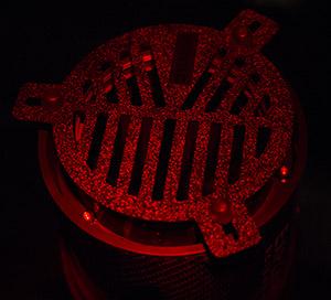 Bahtinov focus mask