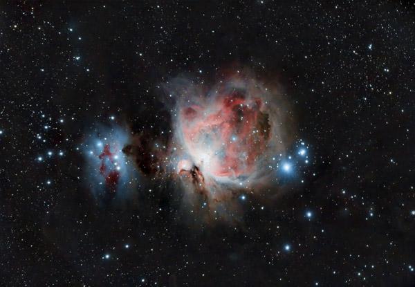Orion Nebula ED80