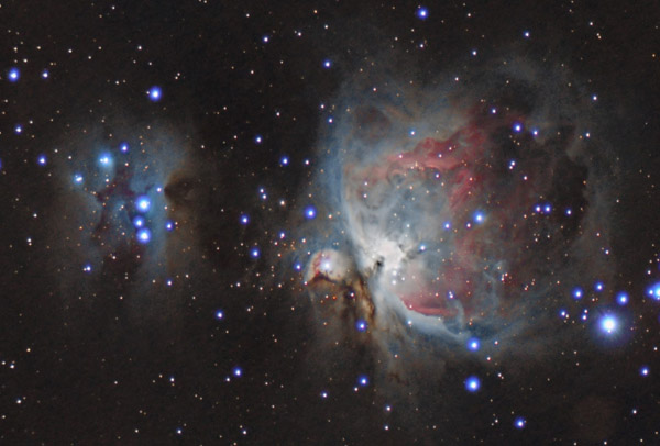 Orion Nebula - Orion ST80 Achromat