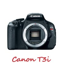 Canon DSLR for astrophotography