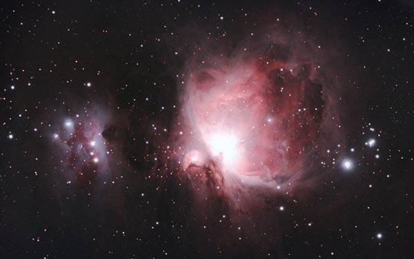 Image Processing - Orion Nebula