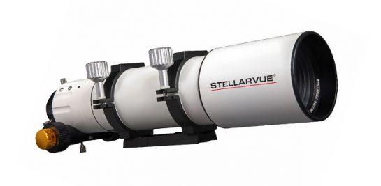 Stellarvue SV80ST aporchromatic refractor telescope