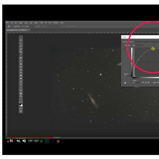 astrophotography tutorial