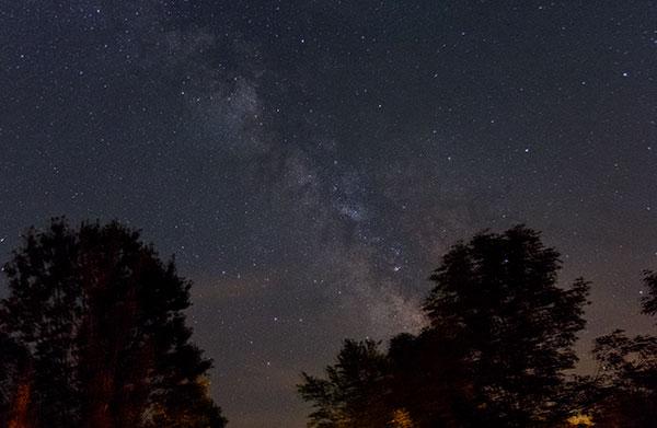 30 Second Exposure of the Milky Way