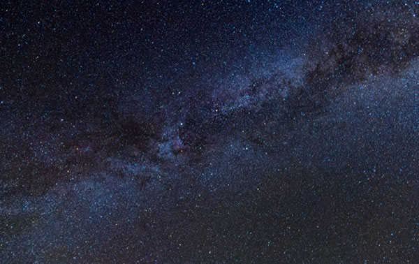 DSLR photography - The Milky Way