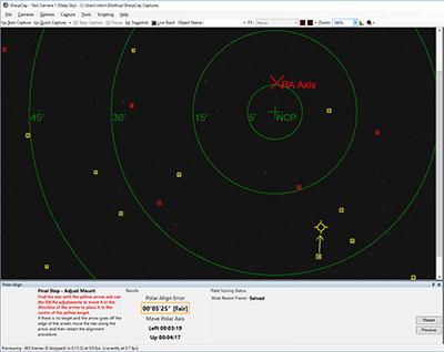 Adjusting your telescope mount