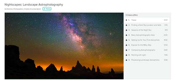 online photography school