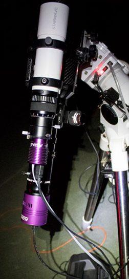 Altair Astro camera
