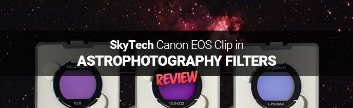 Canon astrophotography filter