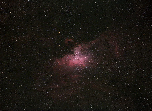 Eagle Nebula from Cherry Springs