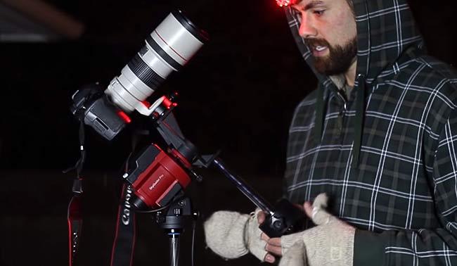 300mm camera lens