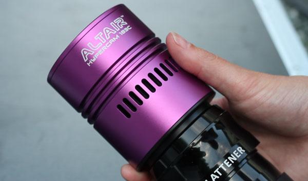 color CMOS camera