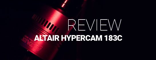 Altair Hypercam 183C review
