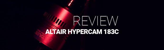 Altair Hypercam 183C review