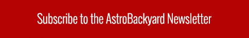 The AstroBackyard Newsletter