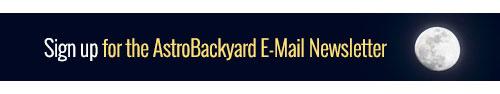 AstroBackyard Email