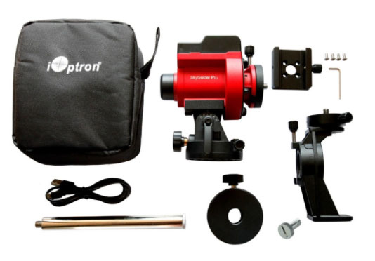 iOptron SkyGuider Pro Accessories