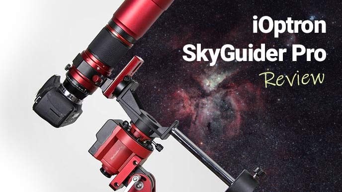iOptron SkyGuider Pro Review