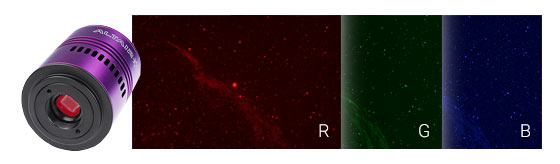 RGB Channels in astrophotography