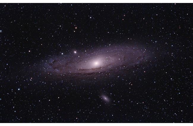 Andromeda Galaxy - Deep Sky Atrophotography