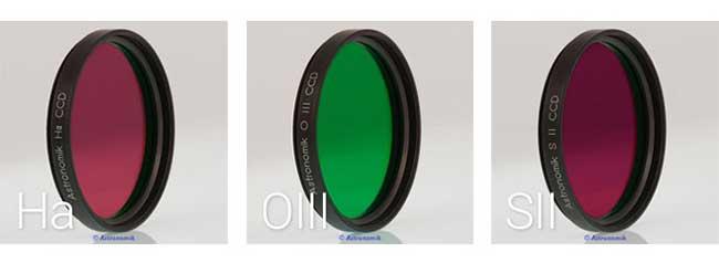 Astronomik 12nm narrowband filters