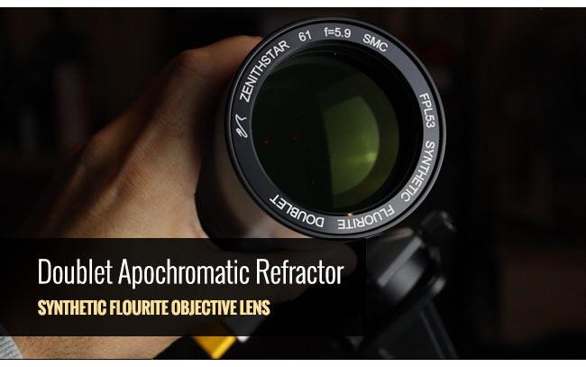 Doublet Apochromatic Telescope