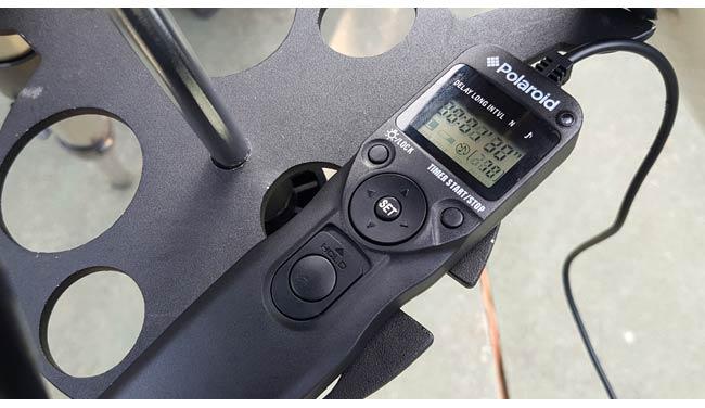 Polaroid Remote Shutter Release Cable