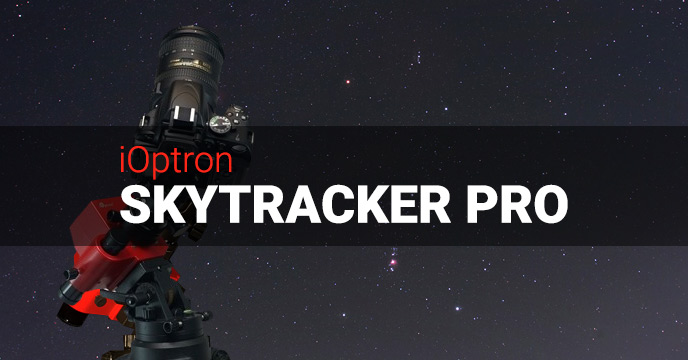 iOptron SkyTracker Review