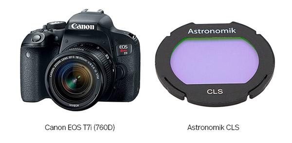 Astronomik CLS filter