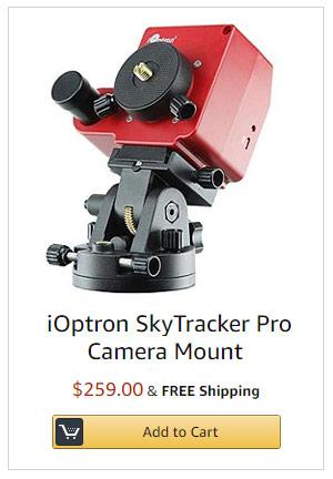 iOptron SkyTracker Pro Camera Mount