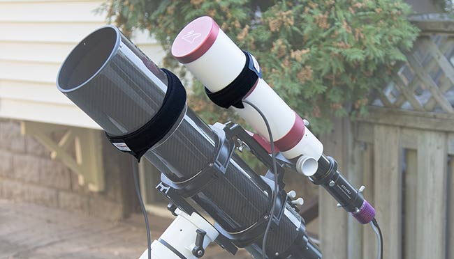 Dew heaters for astrophotography keep your telescope or lens dry