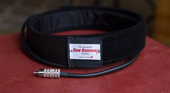 Dew heaters for astrophotography keep your telescope or
