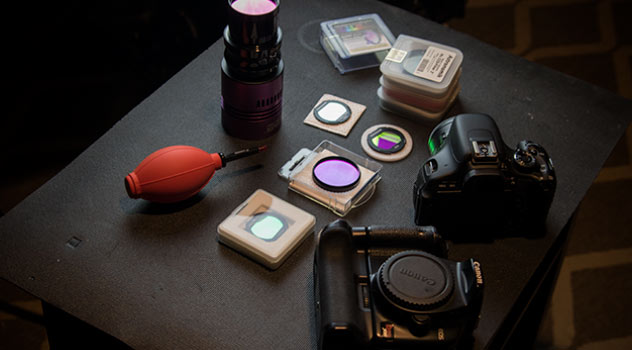 light pollution filters for astrophotography