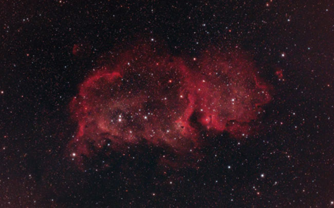IC 1848 - The Soul Nebula