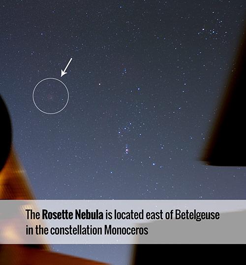 APOD: A Cosmic Rose: The Rosette Nebula in    (2019 Apr 12