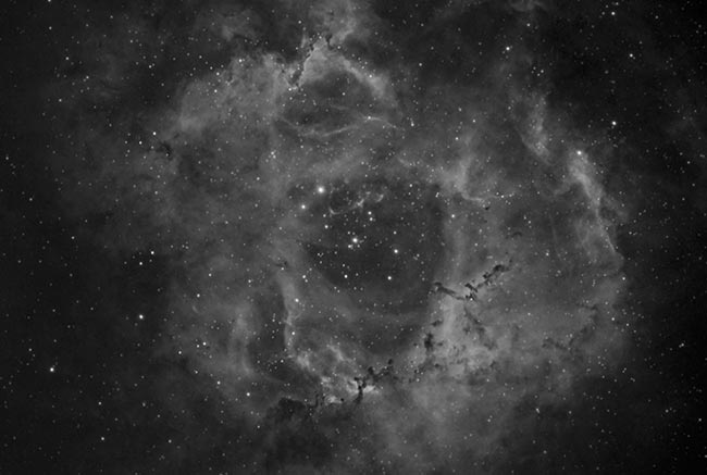 NGC 2244 in Ha