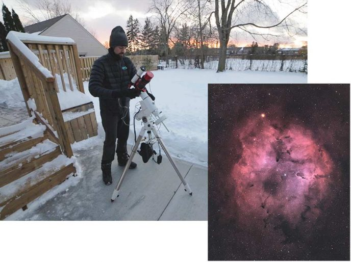 building a deep-sky astrophotography kit