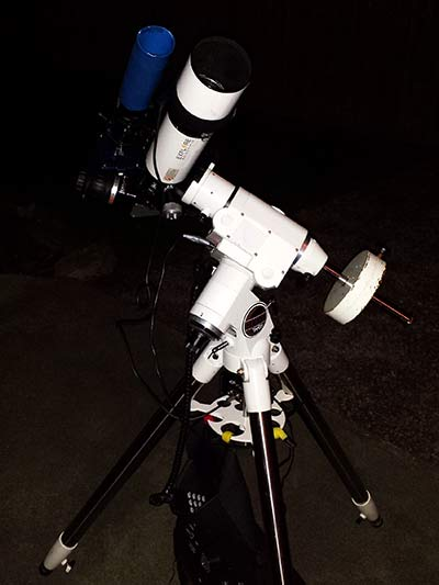deep sky imaging rig