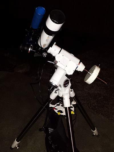 deep sky imaging rig