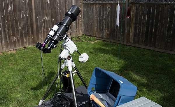 Deep Sky Imaging Setup
