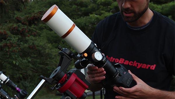 small telescope mount
