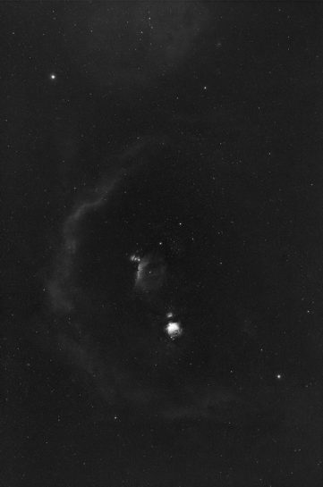 Barnard's Loop in Orion